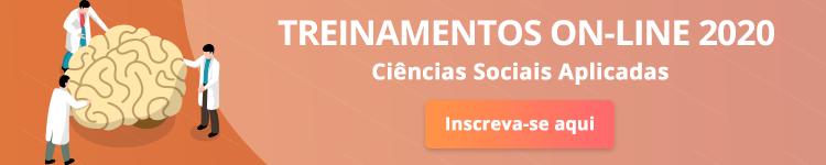 Treinamentos Ciências Sociais Aplicadas 2020